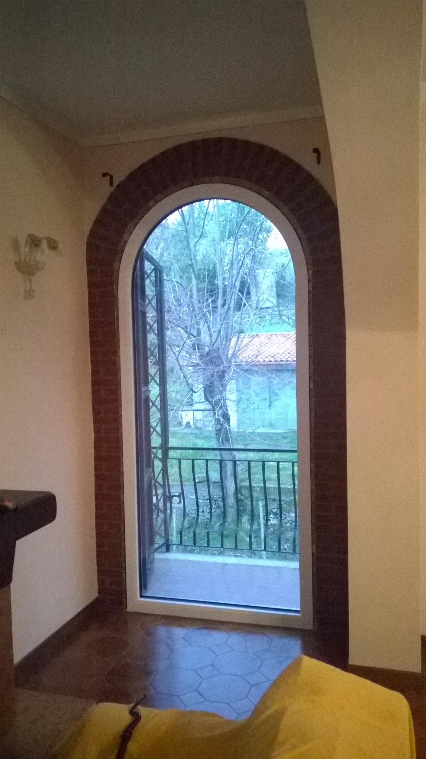 Arco Per Porta finestre ad arco chiavari archivi < finestre e serramenti genova